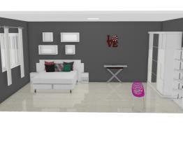 Meu projeto no Mooble -  meu quarto