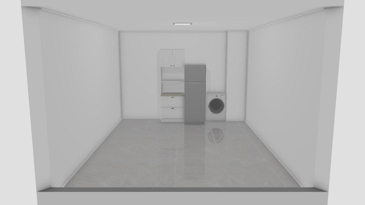 Projeto dois lados com forno eletrico