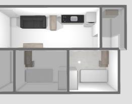 Thiago Container 2 dorm