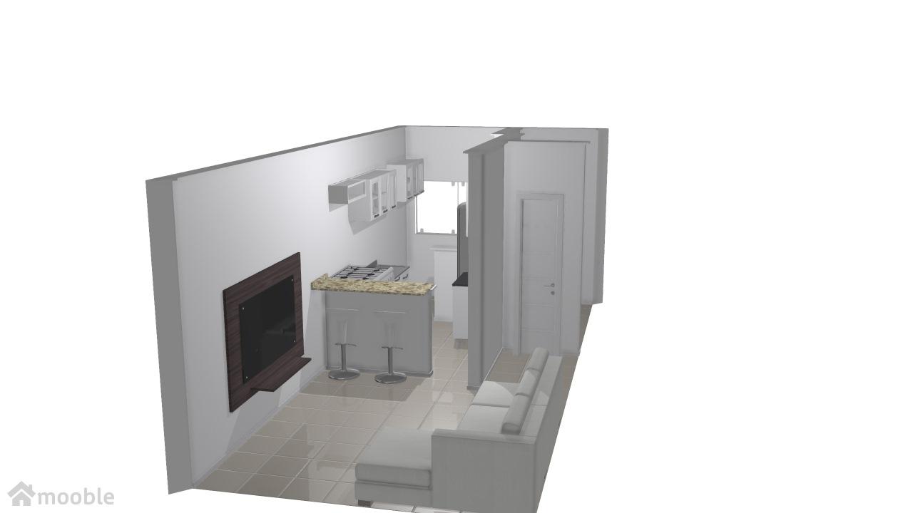 cozinha/sala lilia2