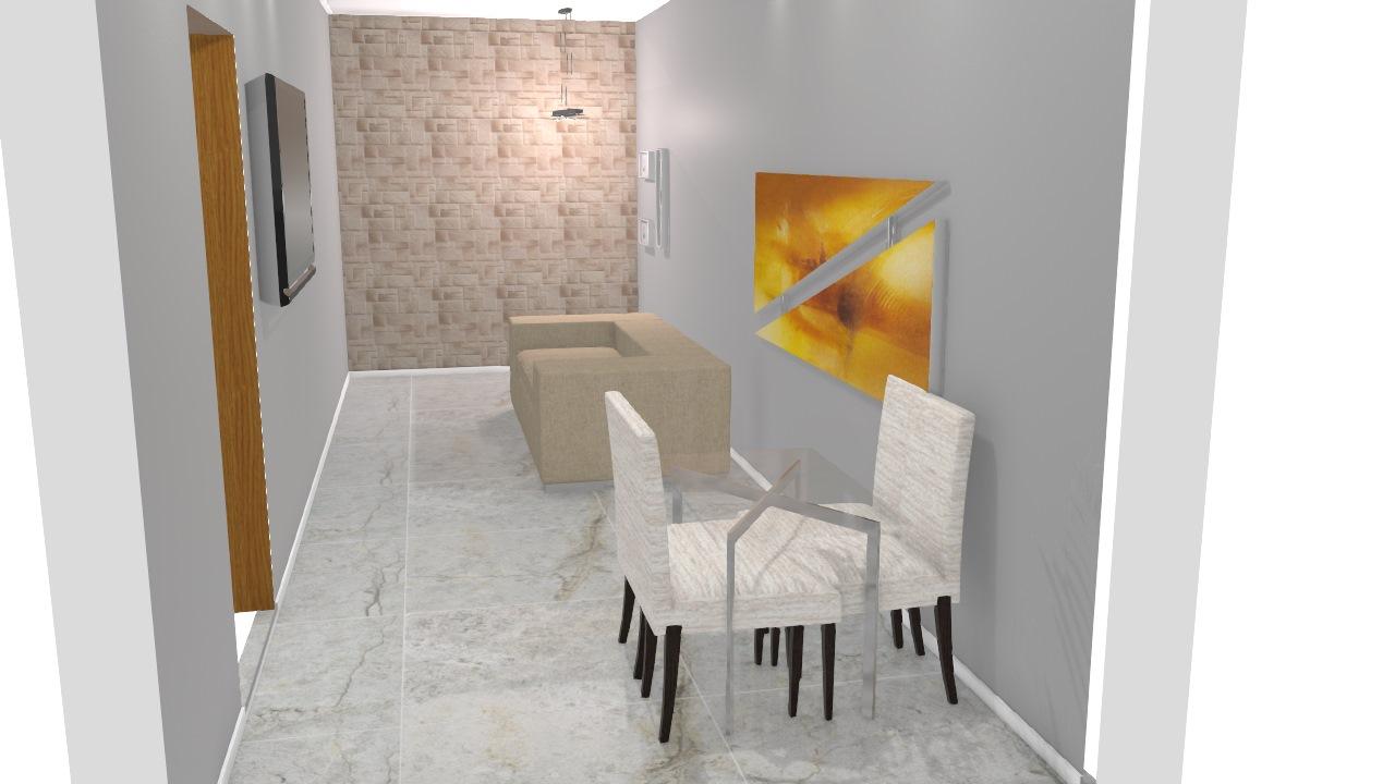 Projeto Casa Nova / Sala