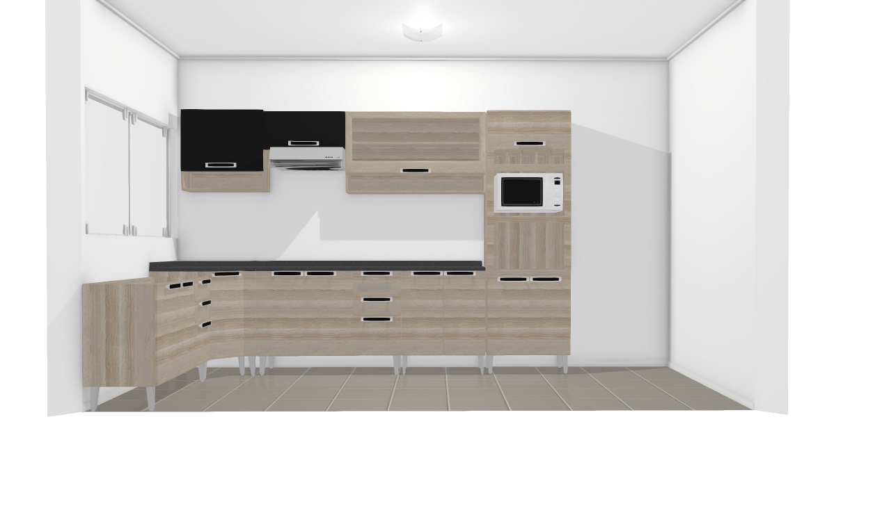 Projeto casa Alcides