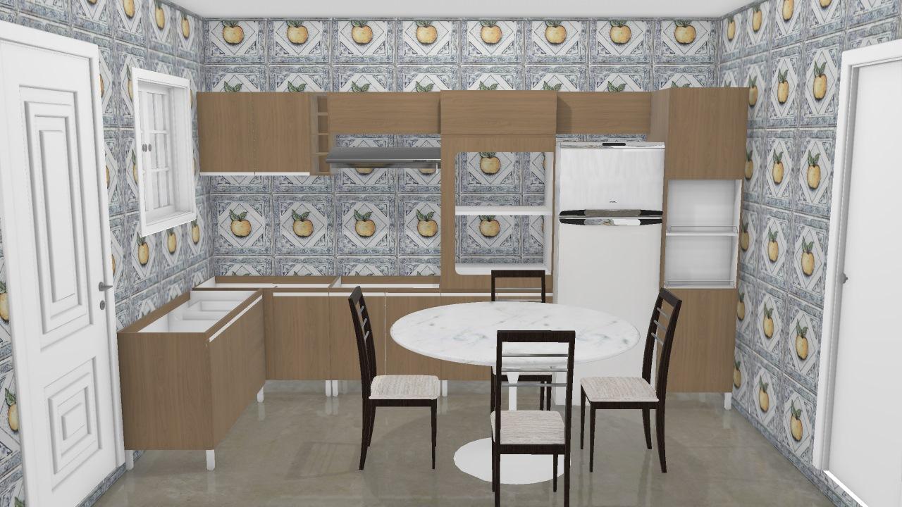 Projeto Cozinha Kappesberg ''New Urban''