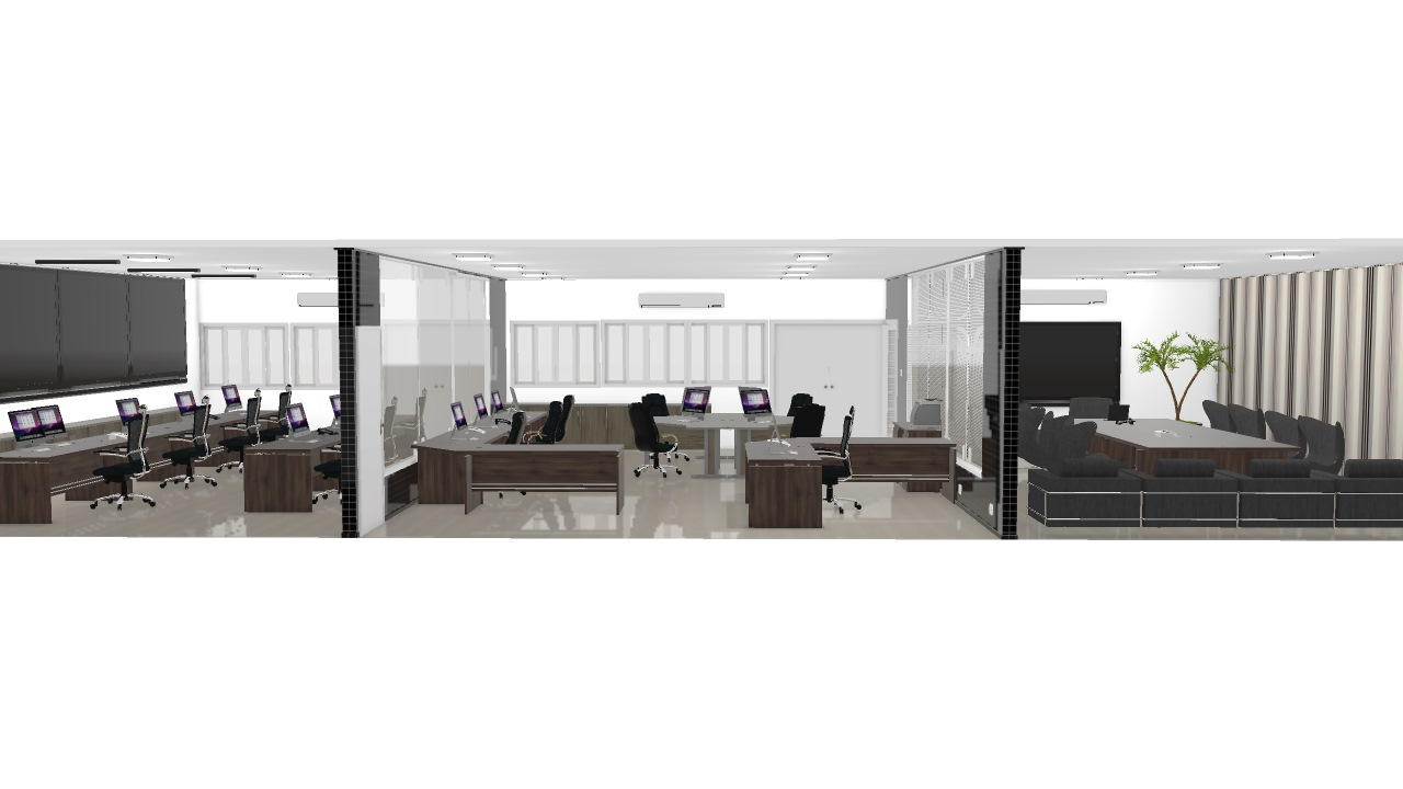 Centro de operações integradas