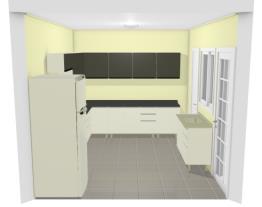 Cozinha Stilo Plus c/ Paneleiro