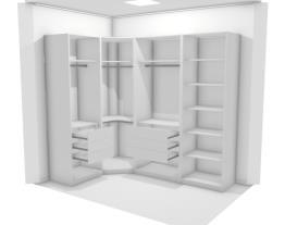 Meu projeto  closet 2
