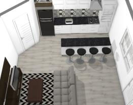 cozinha mericana