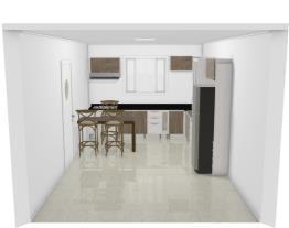 cozinha Ivanice - novo projeto