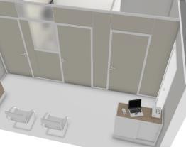 Projeto sala de podologia