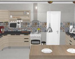 Cozinha Piwi - Mobiliada