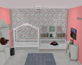Meu projeto no QUARTO INFANTIL  (SHEYLA)