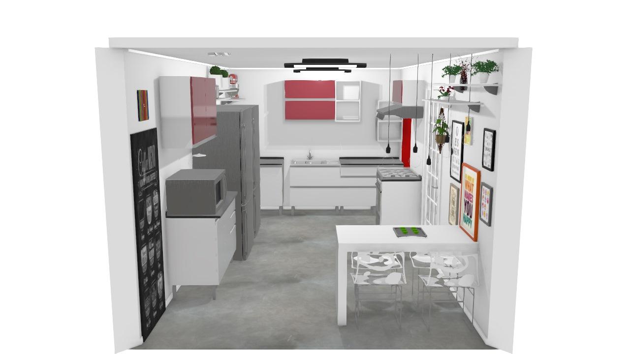 Segunda Cozinha Itatiaia - Bangu