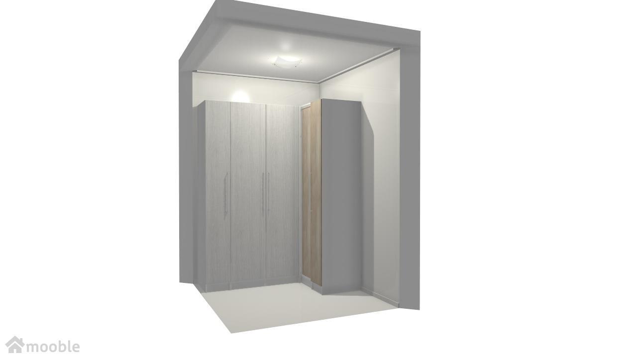 Projeto Closet Alfredo Jara