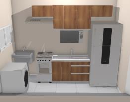 cozinha-area de serviço