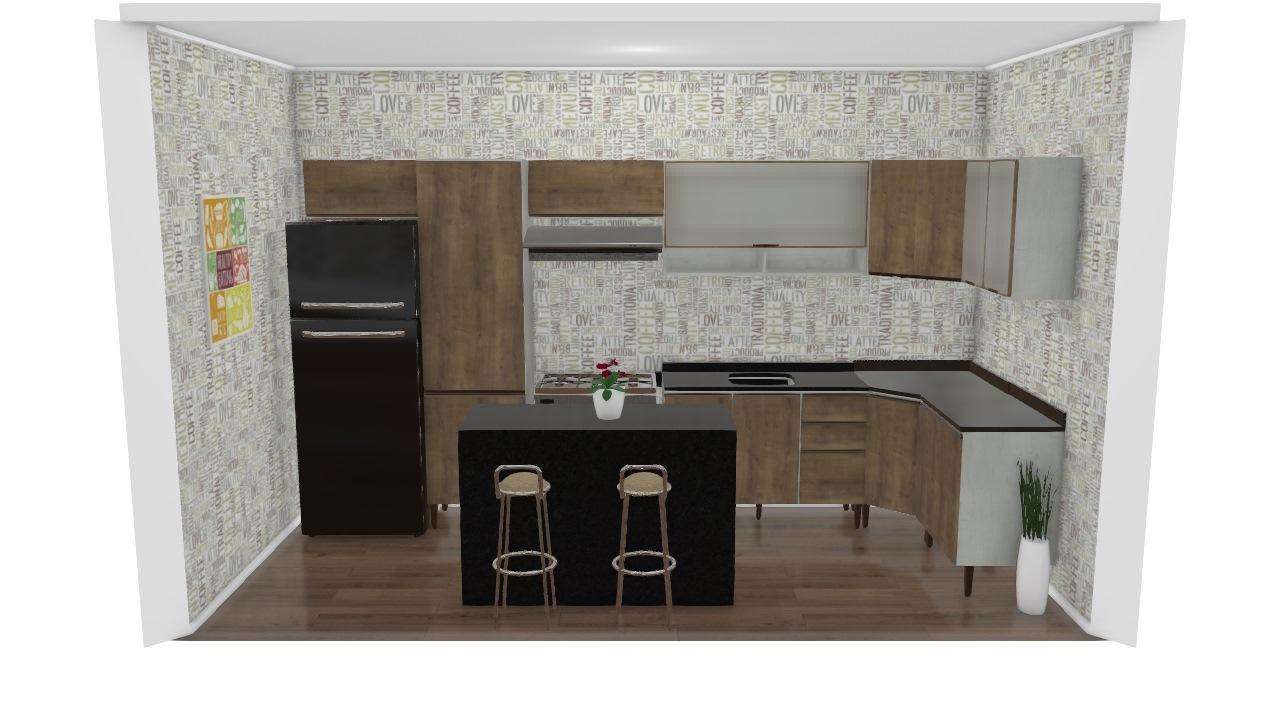 cozinha da minha casa