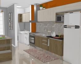 Cozinha Integra 13