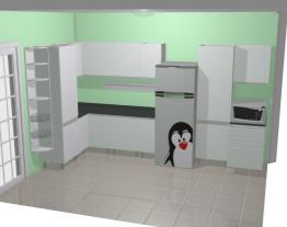 Cozinha Geise STILO PLUS 1
