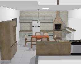 Cozinha Família Marcelo / Leide OPÇÃO 2
