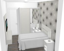 Res. Sevilha DormitóriodeCasal01- Pelotas-RS
