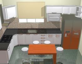 cozinha itanew