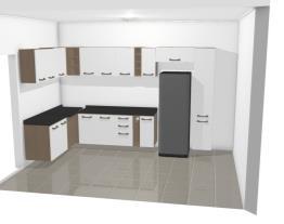 cozinha vania linha sense