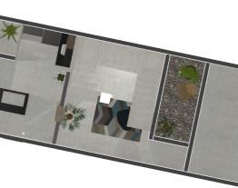 Casa em terreno 8x16
