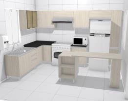 Niedja (Cozinha Henn- Connect)