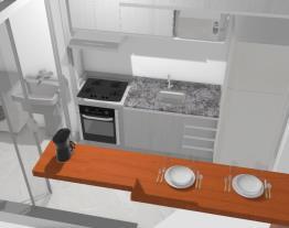 Cozinha - APTO