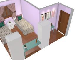quarto de adolecentes