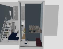 loft - ambiente integrado