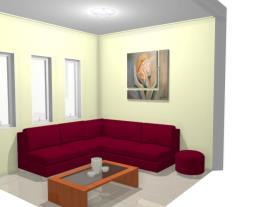Projeto sala 2,50x2,70