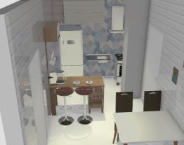Cozinha no Mooble