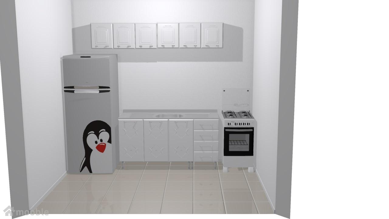Cozinha apto