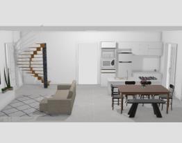 projeto cabana loft