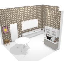 cozinha/quarto Kappesberg
