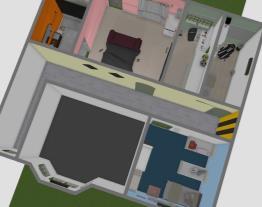 Casa dos sonhos - piso 1