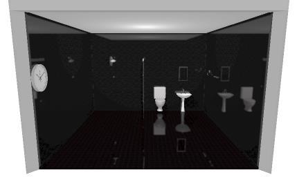 Meu projeto no Mooble bathroom