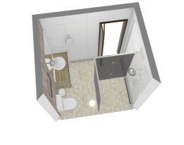 piso superior simplificado banheiro