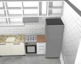 Projeto Cozinha preta