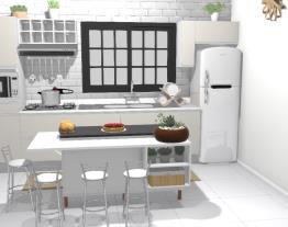 cozinha da vo