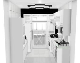 Cozinha & Área de Serviço Eva