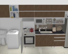 cozinha iza