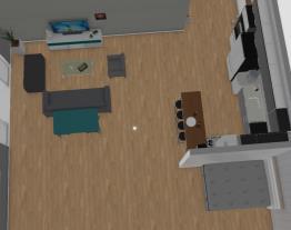 My new apartament
