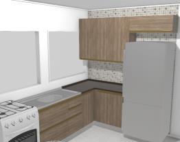 Cozinha Maxxi - Bruno Moura