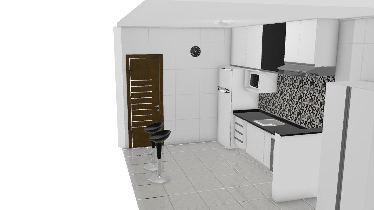 Cozinha - Alexandre