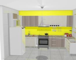 Cozinha praia