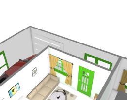 cozinha e sala melita