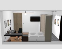Projeto do Quarto Keven