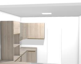 Meu projeto Kappesberg - cozinha banqueta