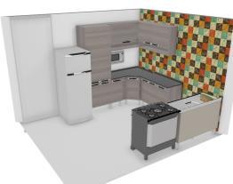 Cozinha atual